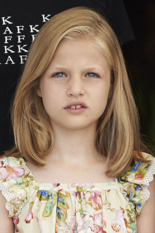 Female Heirs: Princess Leonor, future queen of Spain