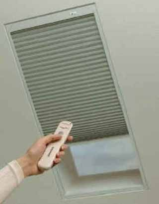 motorized window blinds. window coverings motorized skylight shade controlled by remote blinds