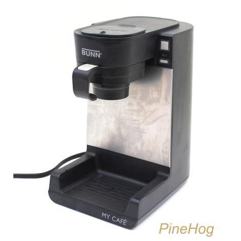 For Sale: Bunn MCU My Cafe 1 Cup Coffee Maker Model BUNN-O-MATIC POD BREWER