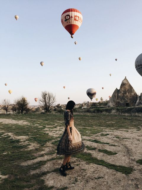 Другая планета Каппадокия - Helena Kovalenko. My best outfit. Turkey. Cappadocia Другая планета Каппадокия - Helena Kovalenko #balloons #cappadocia #turkey #outfit #travel #rooftop #sultancavesuite #каппадокия #турция #отель #полетына воздушныхшарах #asos