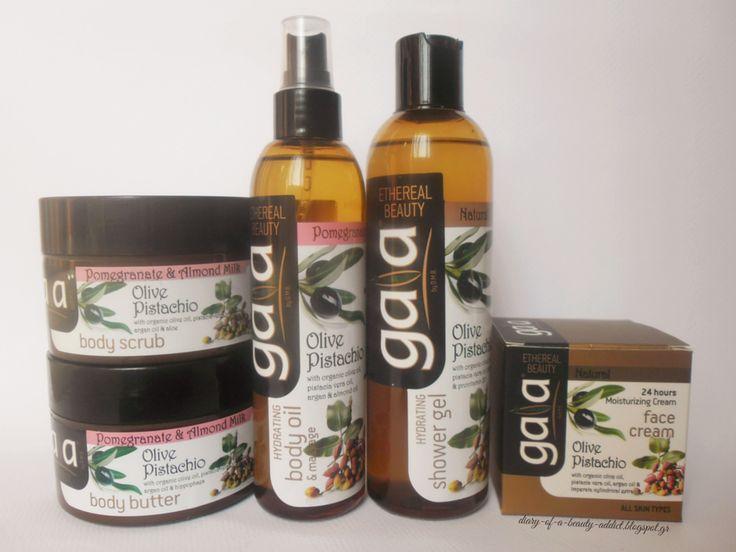 Γνωριμία με τα προϊόντα Gaia Ethereal Beauty