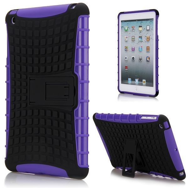 Neutronic Kick-Stand (Lilla) iPad Mini Cover