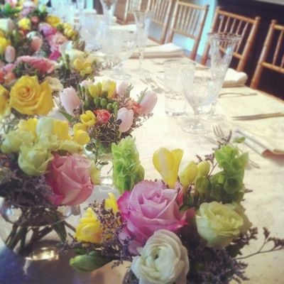 Spring Bridal Shower Decorations - Bridal Shower Ideas - Country Living