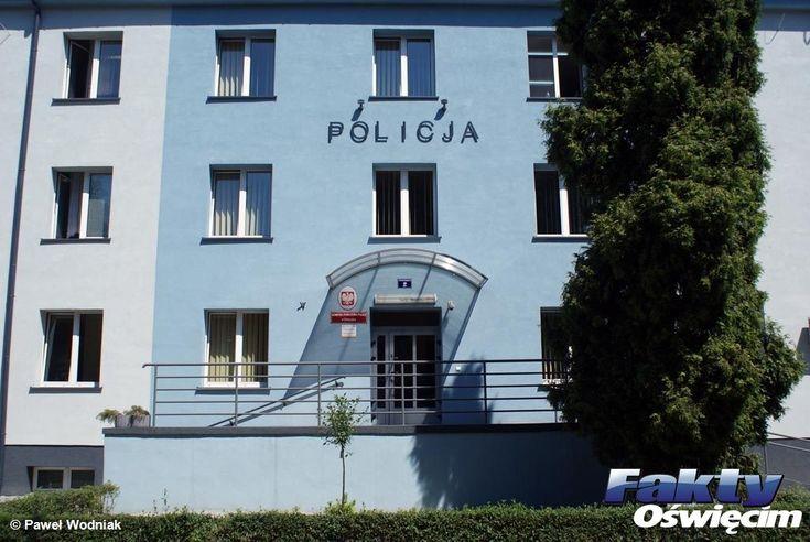 Pan jest ch… a nie człowiekiem #Oświęcim #alkohol #ławka #miejscepubliczne #alkohol #interwencja #policja #policjanci