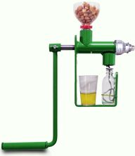 Extract Oil Easily With New Hand Crank Homemade Oil Press Expeller