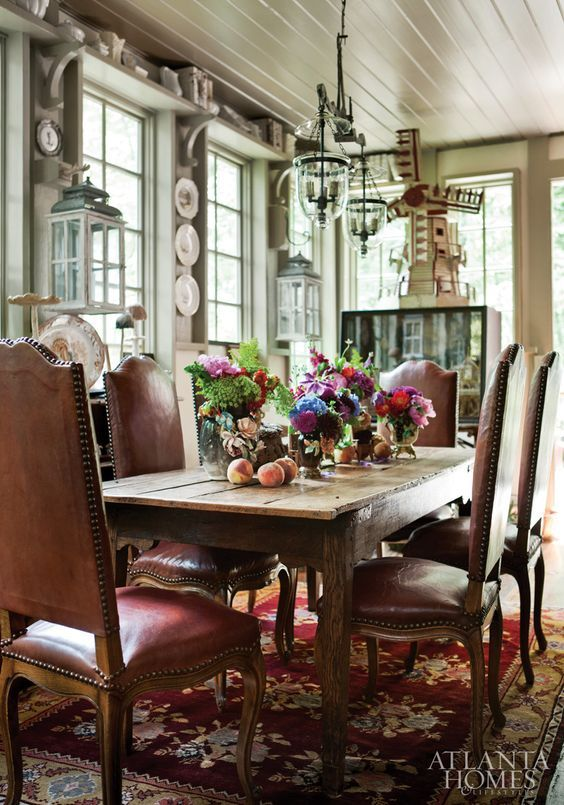 How To Create Stylish Formal Dining Rooms......Yes They Are Back! Home Design Ideas
