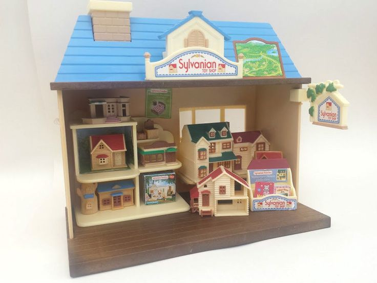 Sylvanian Families Sylvanian Toy Shop BUY IT HERE! in Dolls & Bears, Dolls, Clothing & Accessories, Fashion, Character, Play Dolls | eBay