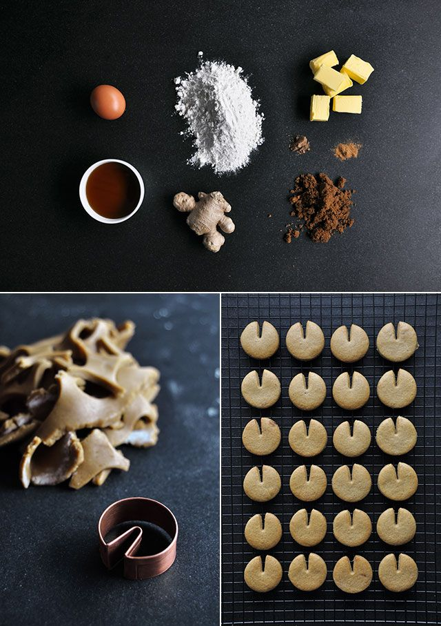 Maple and spice christmas cookies « Cooking Blog – Find the best recipes, cooking and food tips at Our Kitchen.