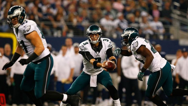 NFL Thanksgiving: Philadelphia Eagles beat Dallas Cowboys as Mark Sanchez shines