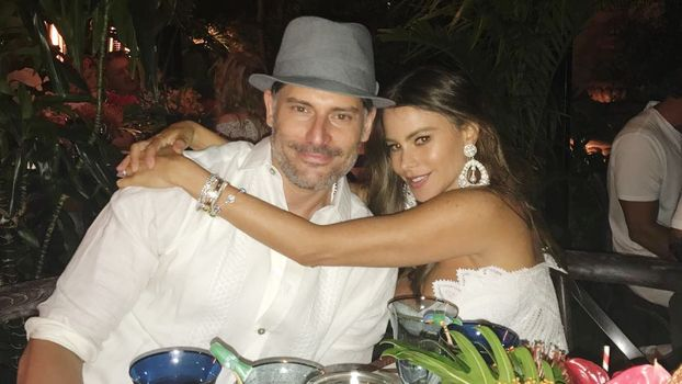 Sofa Vergara Out-Sofa-Vergara'd Herself with a Massive Tropical Party for the Ages