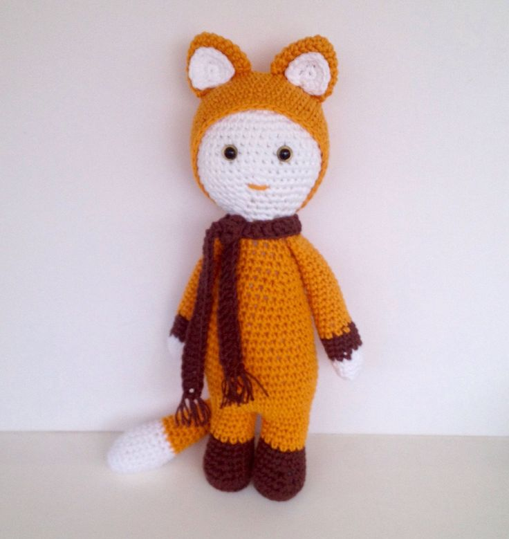 A personal favourite from my Etsy shop https://www.etsy.com/listing/521231769/stuffed-catamigurumi-catcrochet