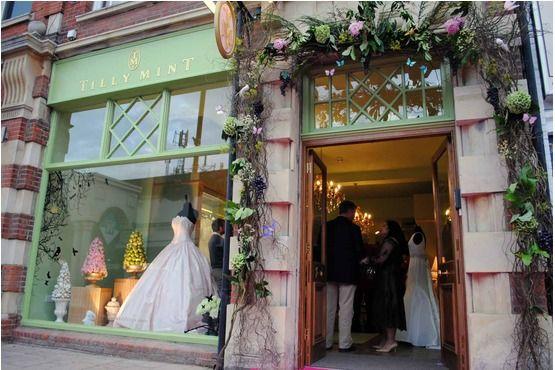 Launch of Tilly Mint Weddings in Fleet