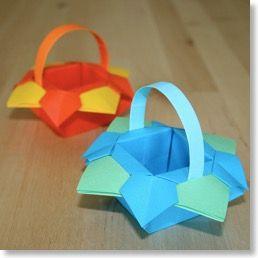 Pâques | Les Origami de Senbazuru - L'origami facile