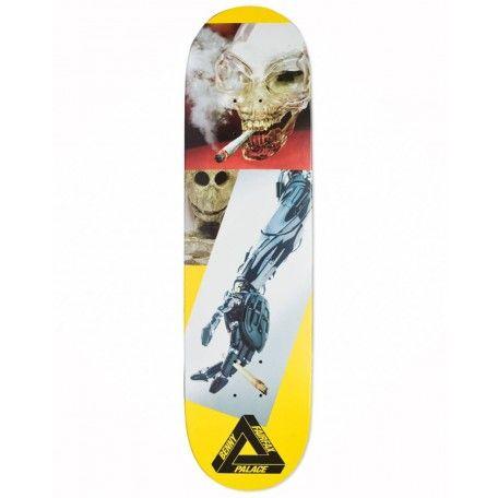 "Palace - Sans Zooted Fairfax 8.125"" Skateboard Deck"