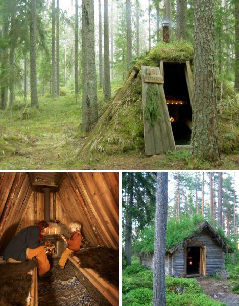 Kolarbyn Eco-Lodge, Skinnskatteberg, Sweden