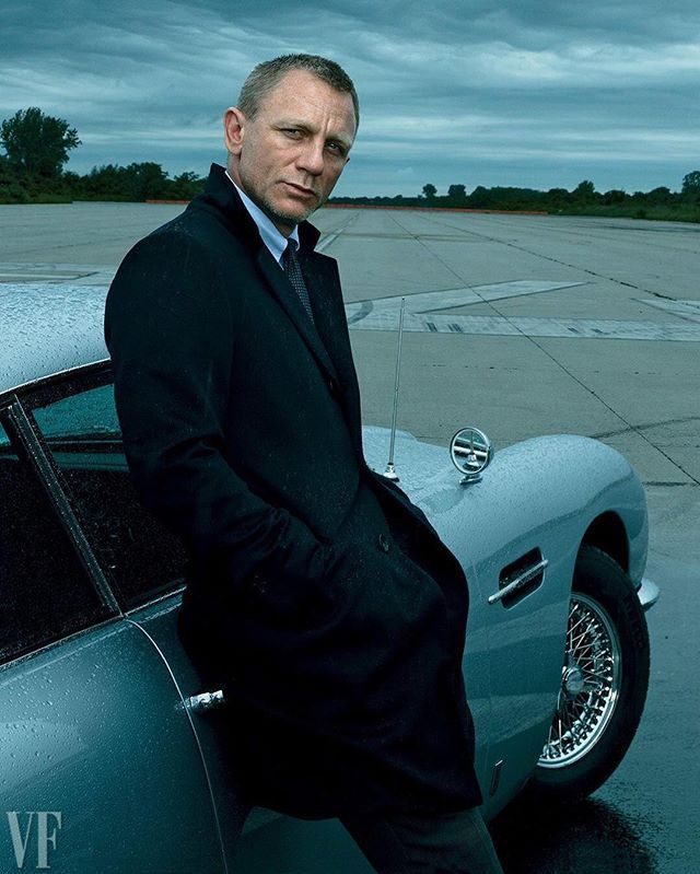 After intense speculation about whether Daniel Craig would return to the role of James Bond it appears the actor has had a change of heart. At the link in bio read more about how Craig is reportedly set to reprise his role as 007. Photograph by Annie Leibovitz for V.F. November 2012.  via VANITY FAIR MAGAZINE OFFICIAL INSTAGRAM - Celebrity  Fashion  Politics  Advertising  Culture  Beauty  Editorial Photography  Magazine Covers  Supermodels  Runway Models