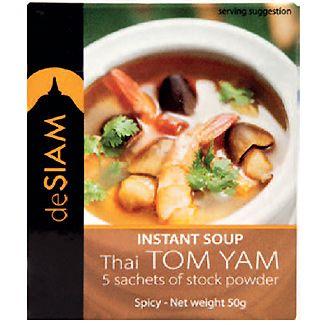 1,90€ DESIAM sopa thai tom yam sobre 50 g