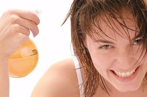 Домашние средства для укладки волос