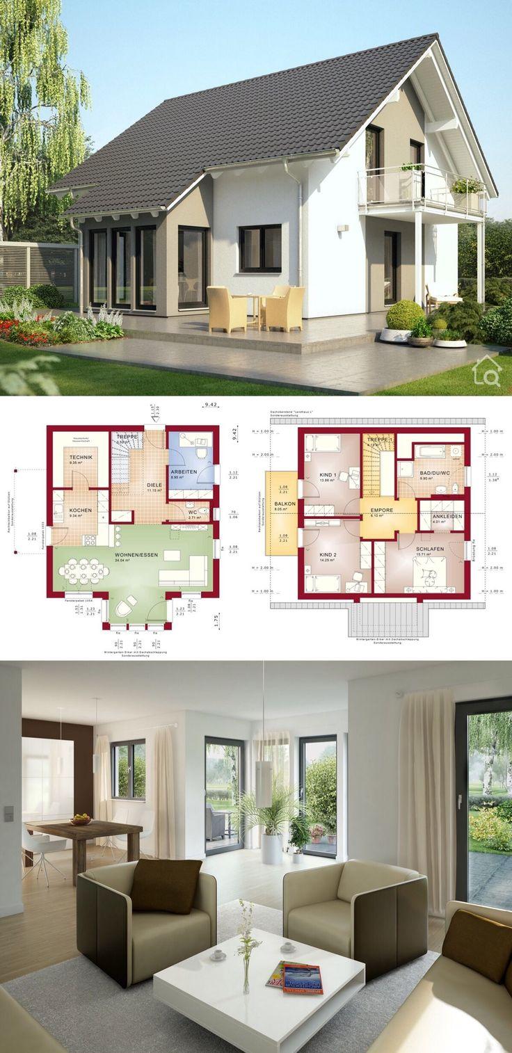 Architecture Design House Floor Plans Modern Conte…