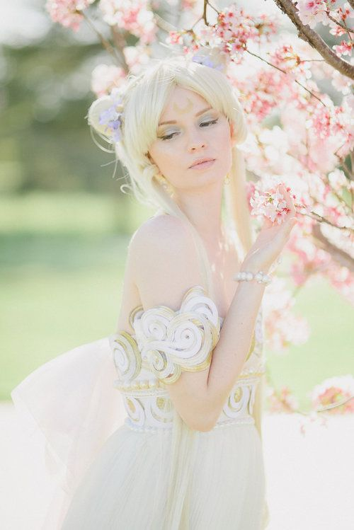 Princess Serenity gown