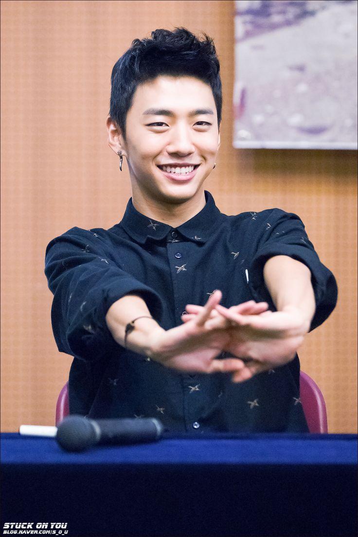 bap yongguk smile - photo #12