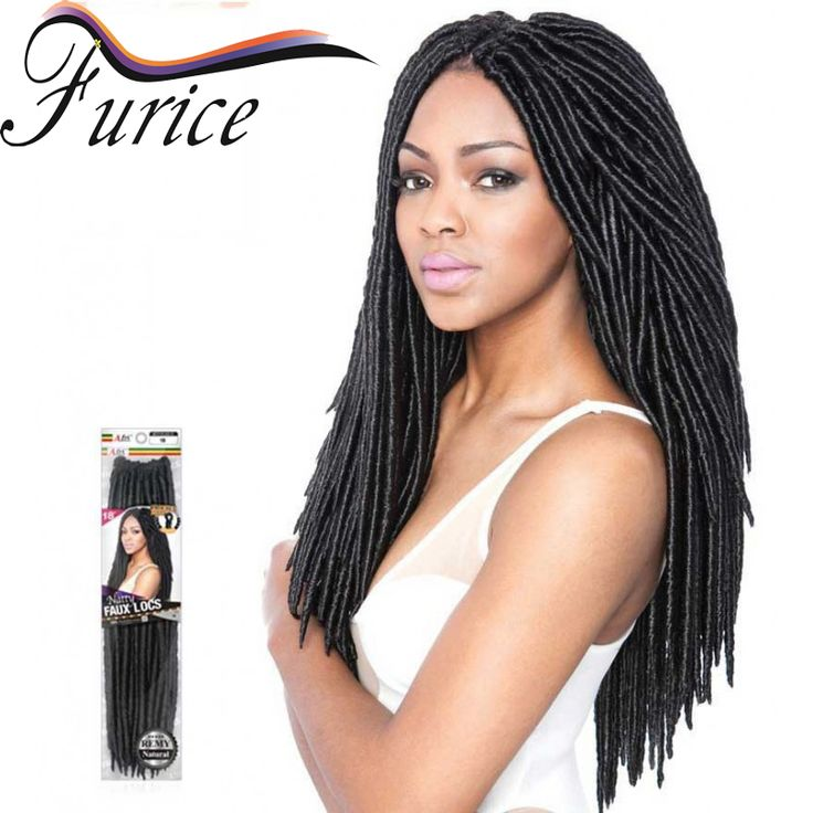 Aliexpress.com : Buy Purple Soft Janet Collection Dreadlock Crochet Braids Hair Extension 100g Synthetic Hair 24 Roots Havana Mambo Faux Locs 14Inch from Reliable hair modeler suppliers on furice hair Store