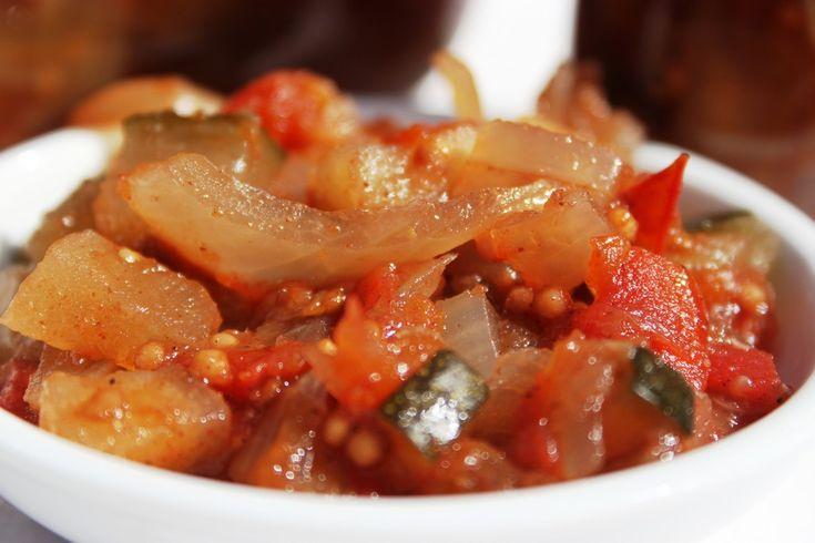 Courgette Chutney Recipe