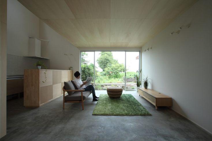 安土の家 | 滋賀県 建築設計事務所 建築家 ALTS DESIGN OFFICE  (アルツ デザイン オフィス)