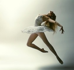 Beautiful dance ballet