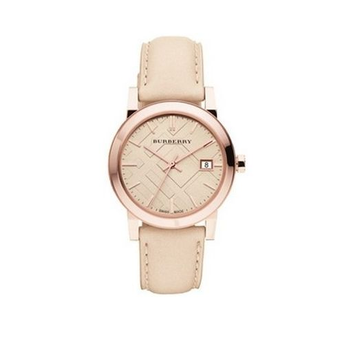 bu9210 rose gold Women's watches from burberry watch