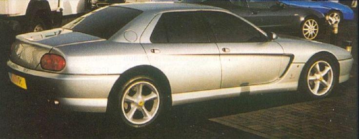 Ferrari 456 Venice Sedan