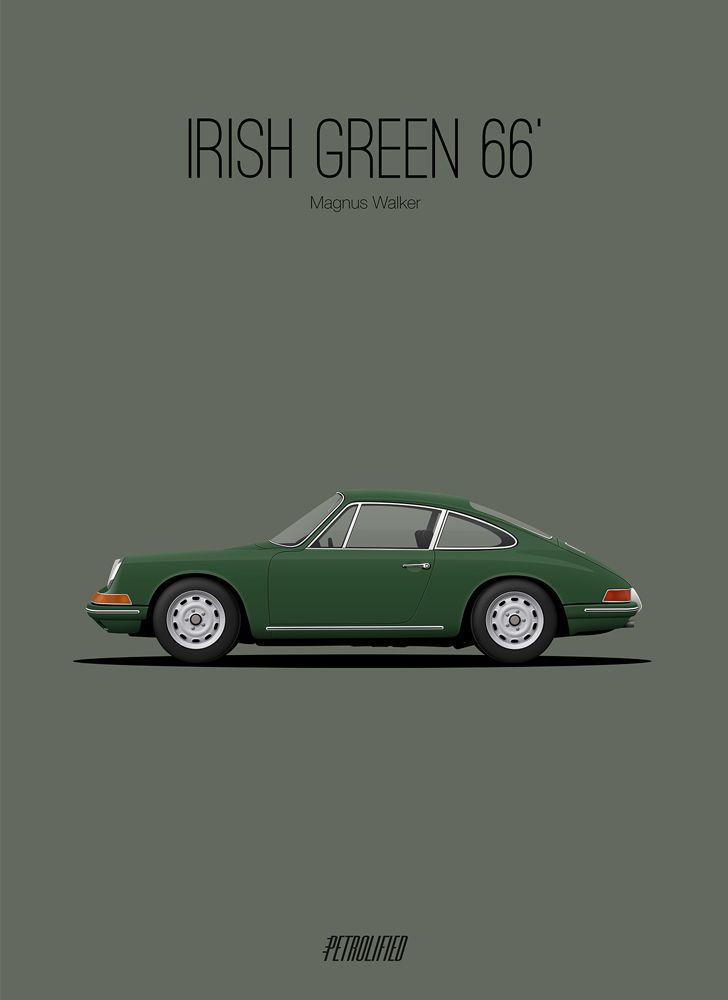 911 Irish green!