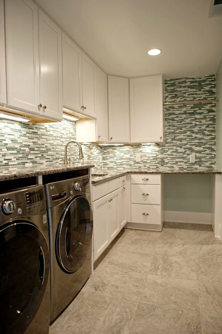 Laundry Rooms — Shannon Joseph Interiors | Laundry room ...