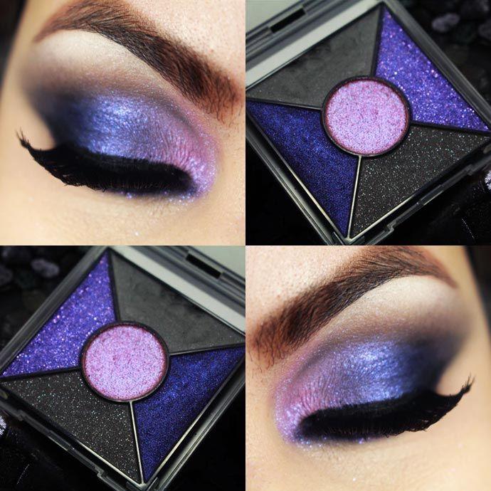 Tutorial – maquiagem fada na galáxia com Mary Kay