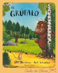 El grúfalo en el Proyecto Cuéntame un cuento del Aula de Elena