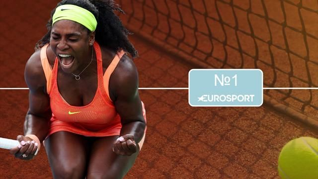 Наилучшайшие спортсмены года. №1 – Серена Уильямс