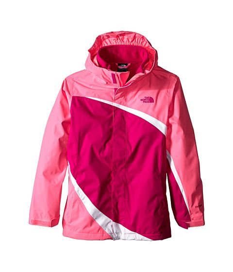 The North Face Kids Mountain View Triclimate® Jacket (Little Kids/Big Kids)