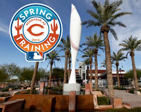 Cincinnati Reds Spring Training Index | reds.com: Spring Training