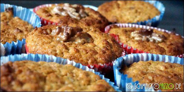 Frühstücksmuffins - ideal für unterwegs!