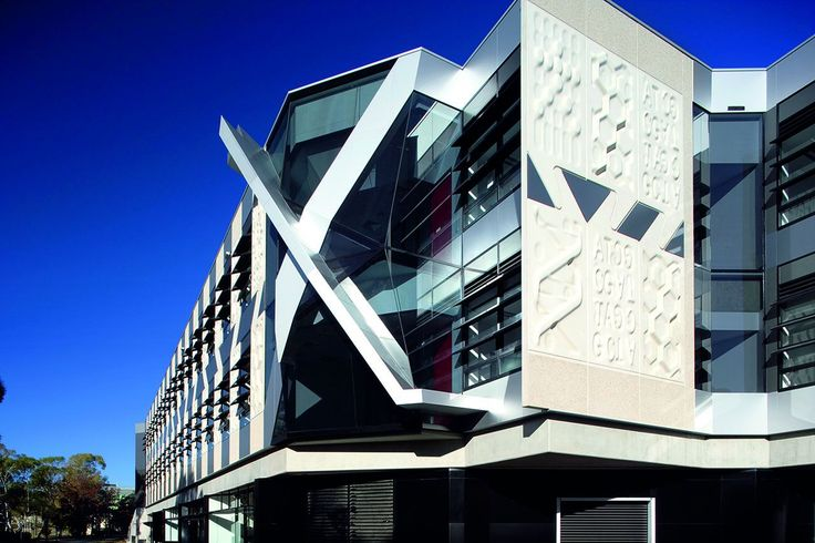 John Curtin School of Medical Research Stage 1, Australian National University » Lyons Architecture - Melbourne, Australia