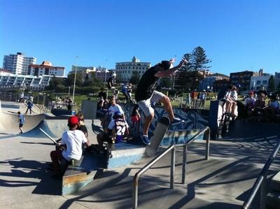 Bondi Beach Skatepark