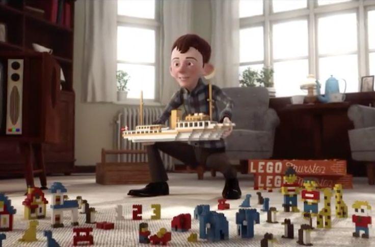 Je vous invite à découvrir un magnifique film d'animation qui retrace l'histoire de Lego. Je vois plusieurs raisons pour le visionner en famille. Outrel'aspect culturel sur la naissance d'une marque mondialement connue, cela permettra en effet d'aborder les sujets suivants avec les enfants : l'échec et la réussite la persévérance dans la poursuite des rêves …