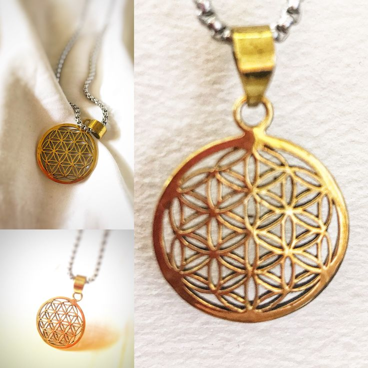 Flower of life pendent