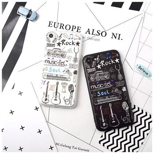 Soft Silicon Phone Case For iPhone 6 6s Coque Fundas Capa Capas