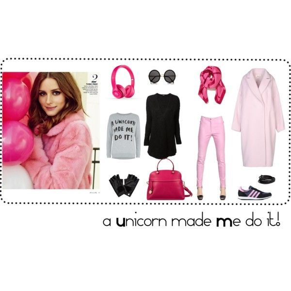 """unicorn2.1"" by mirra-morgenstern on Polyvore"