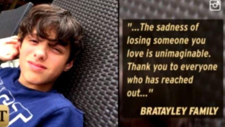 YouTube star Caleb Logan Bratayley's cause of death revealed ...