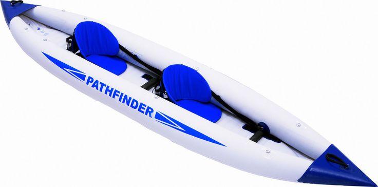 JILONG PATHFINDER II Kayak Canoa Gonfiabile Biposto + ACCESSORI JL000262-1N it.picclick.com