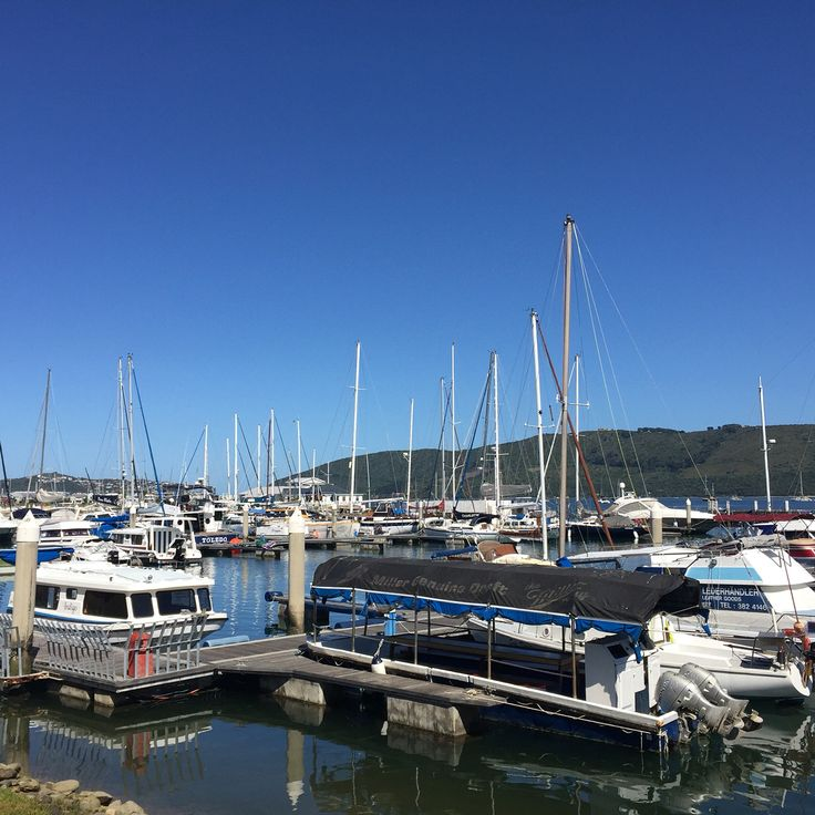 Knysna waterfront- South Africa