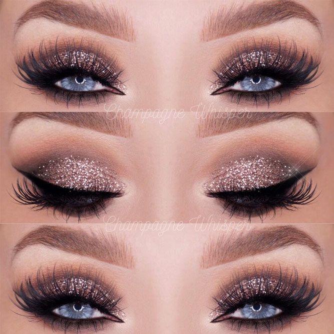 48 besten Ideen für Make-up für blaue Augen