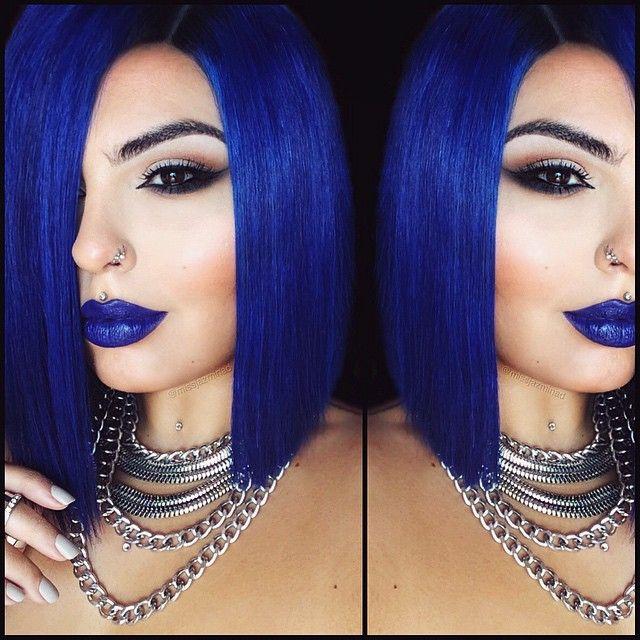 NewBornFree has colorful weaving hair options. Gotta be bold to try this one!  @missjazminad